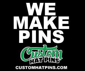Custom Hat Pins